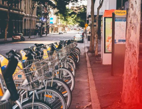 Bicicletas y movilidad sostenible en la era digital
